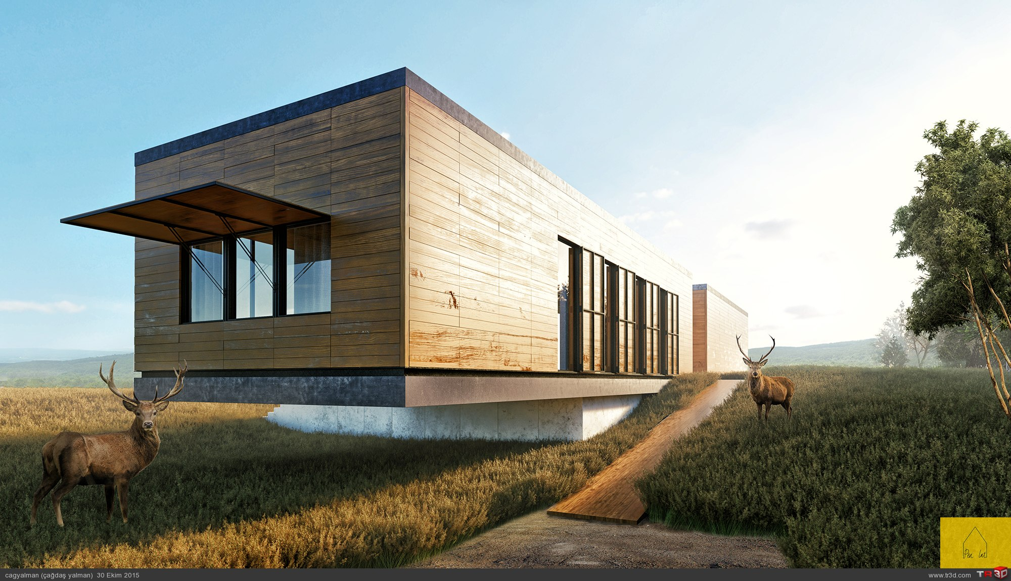 Meadow Exterior 1