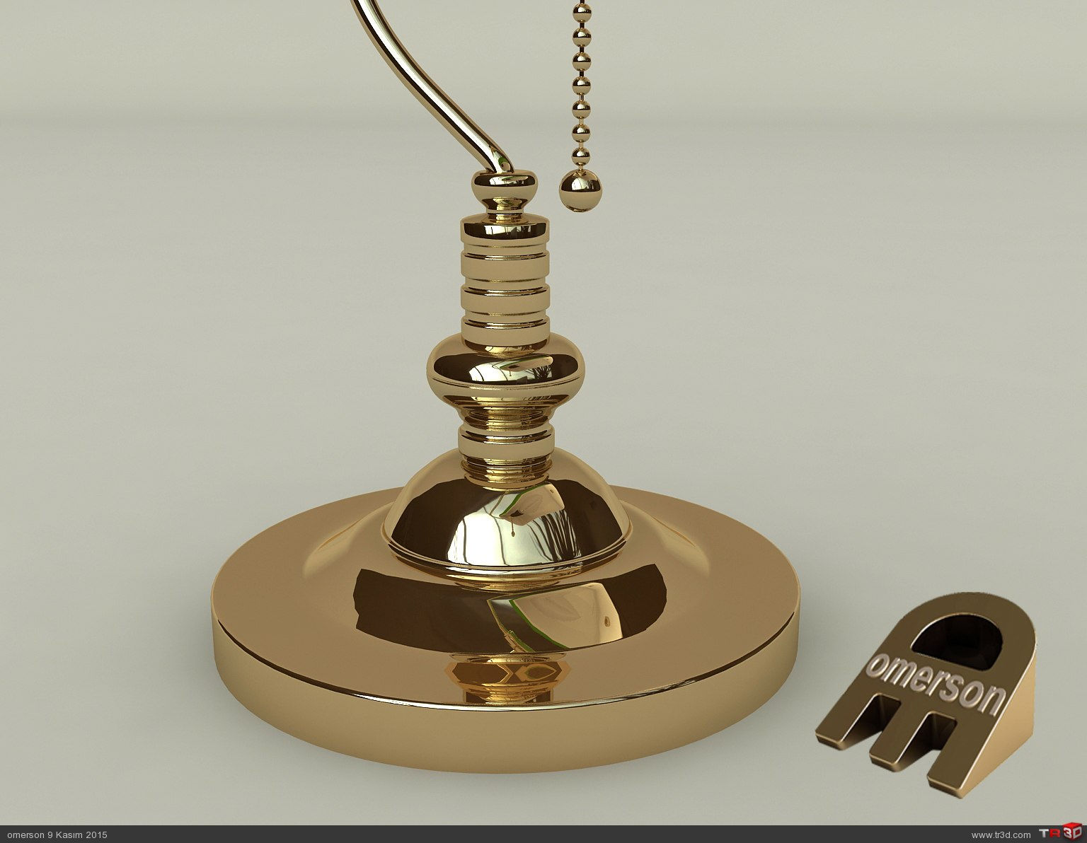 BANKERS LAMP 5