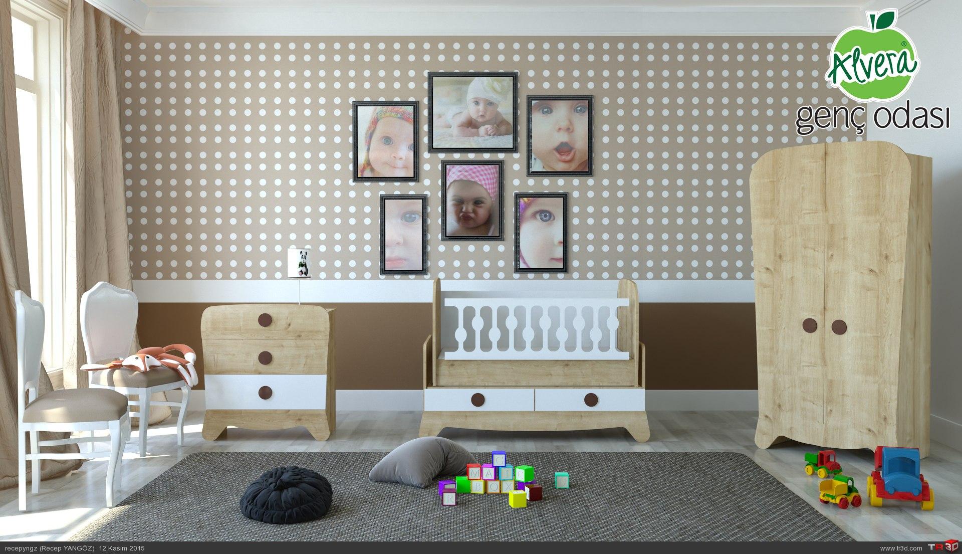 Bebek Odaları 1