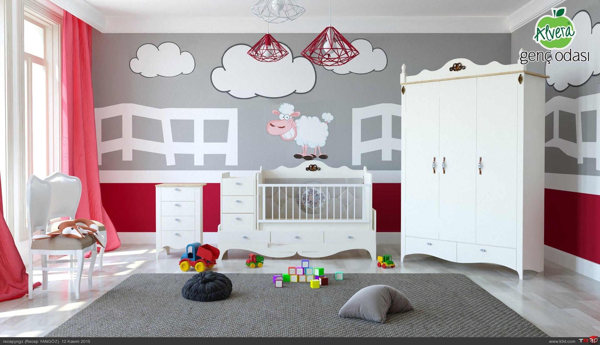Bebek Odaları 3