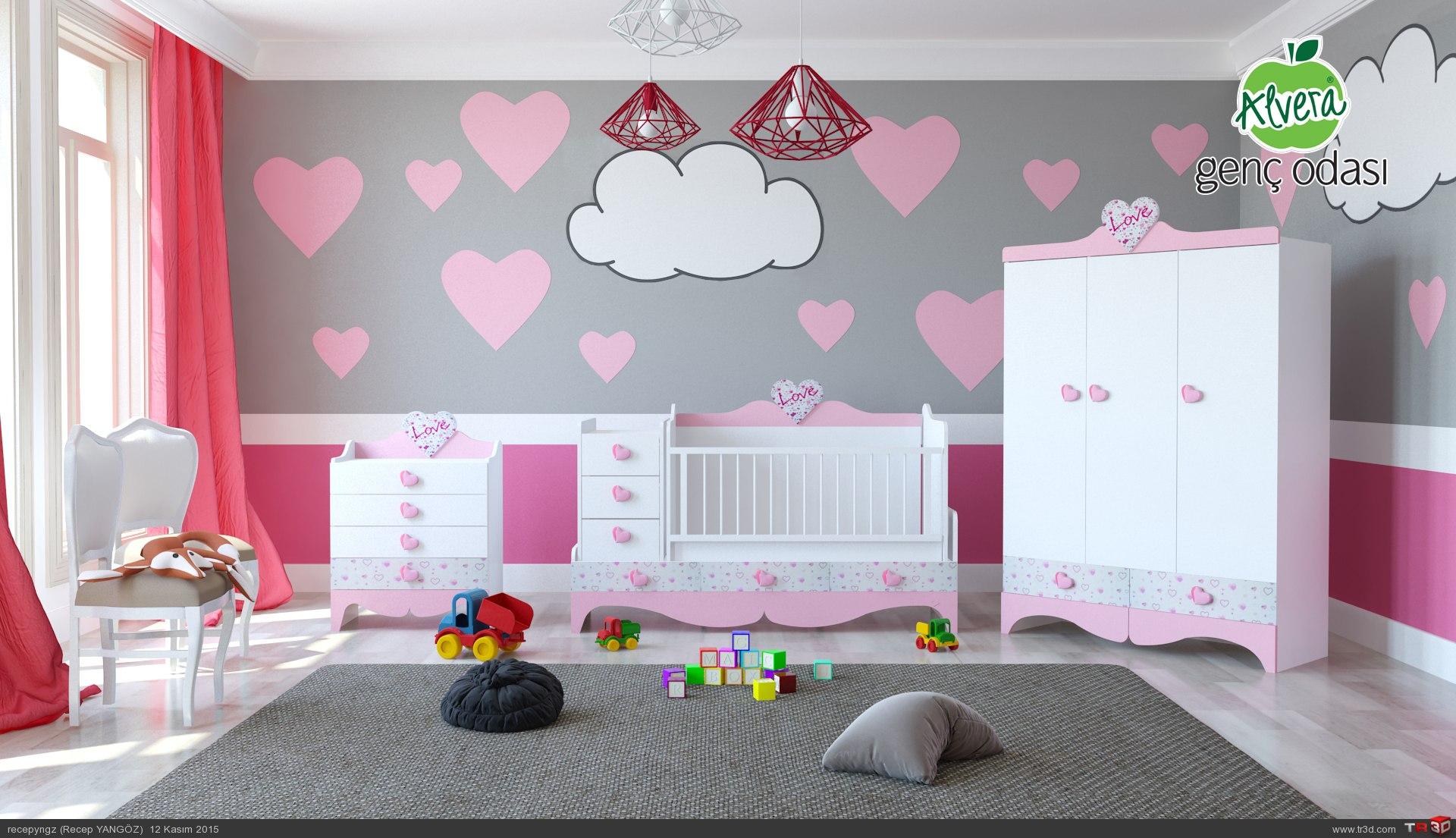 Bebek Odaları 4