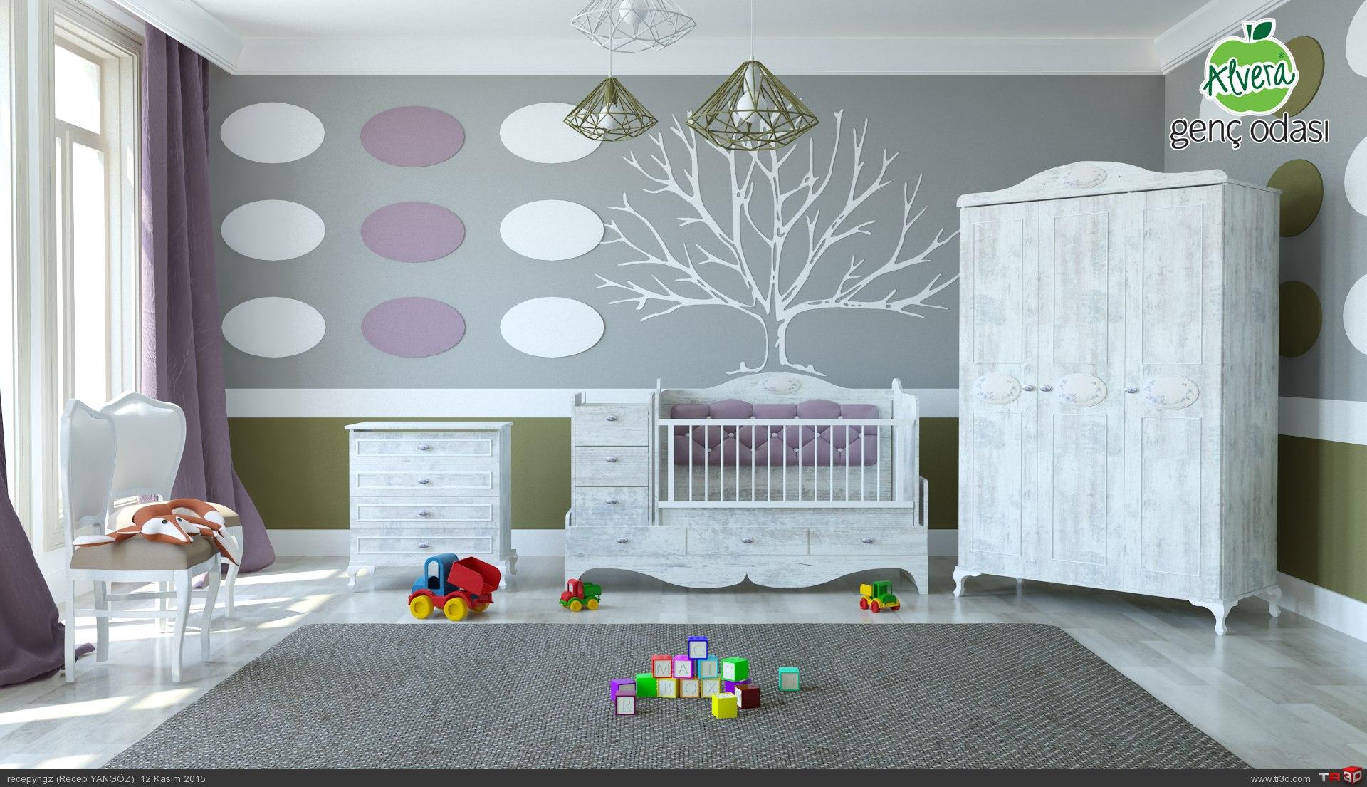 Bebek Odaları 5