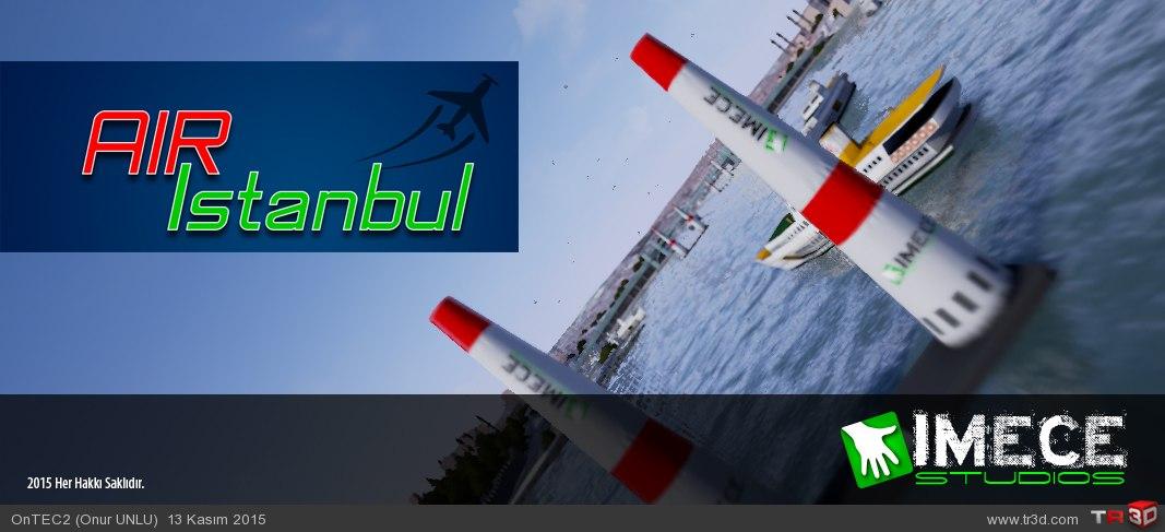 Air İstanbul Vr Game