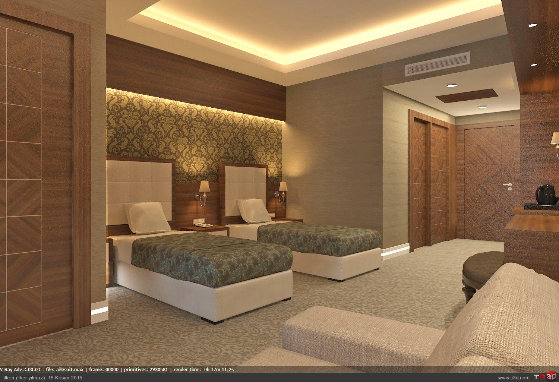 suit odası