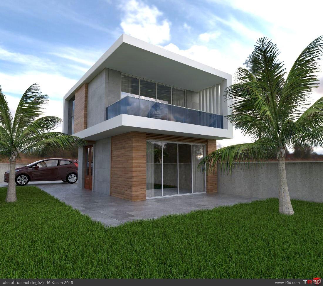 küçük villa