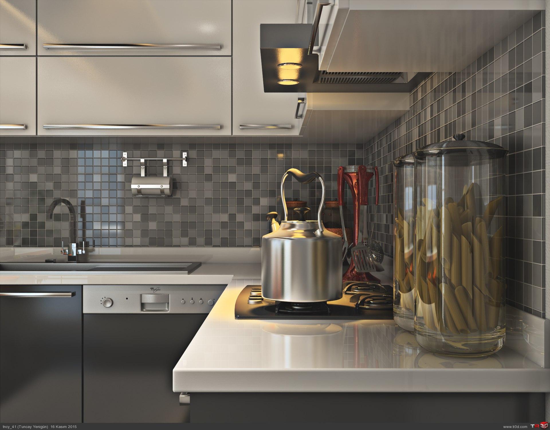 Mutfak Çalışması 2