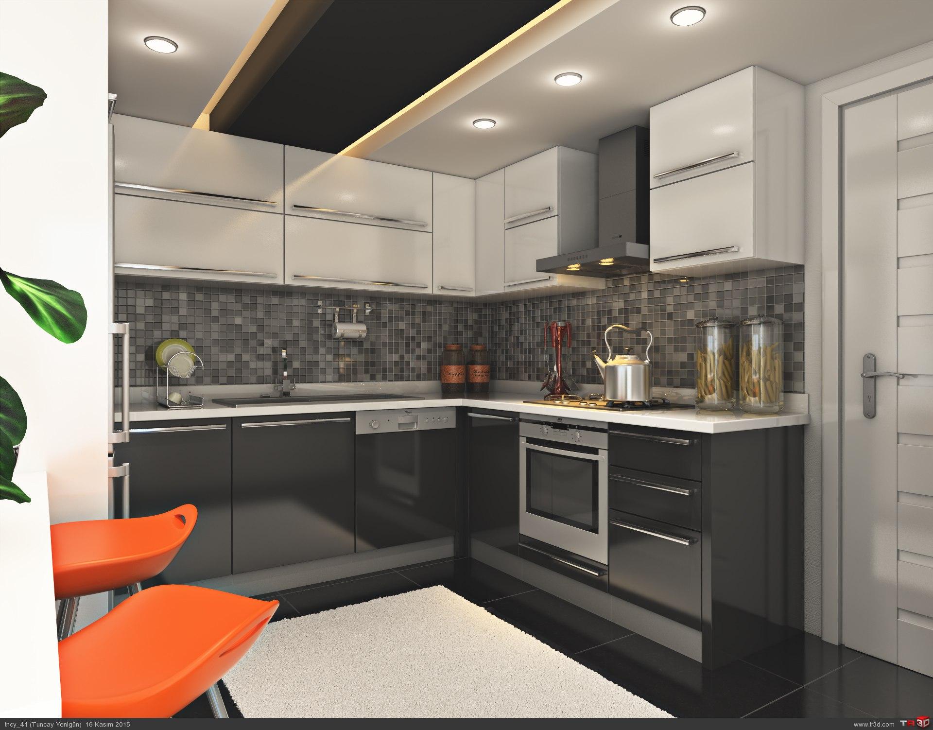 Mutfak Çalışması 3