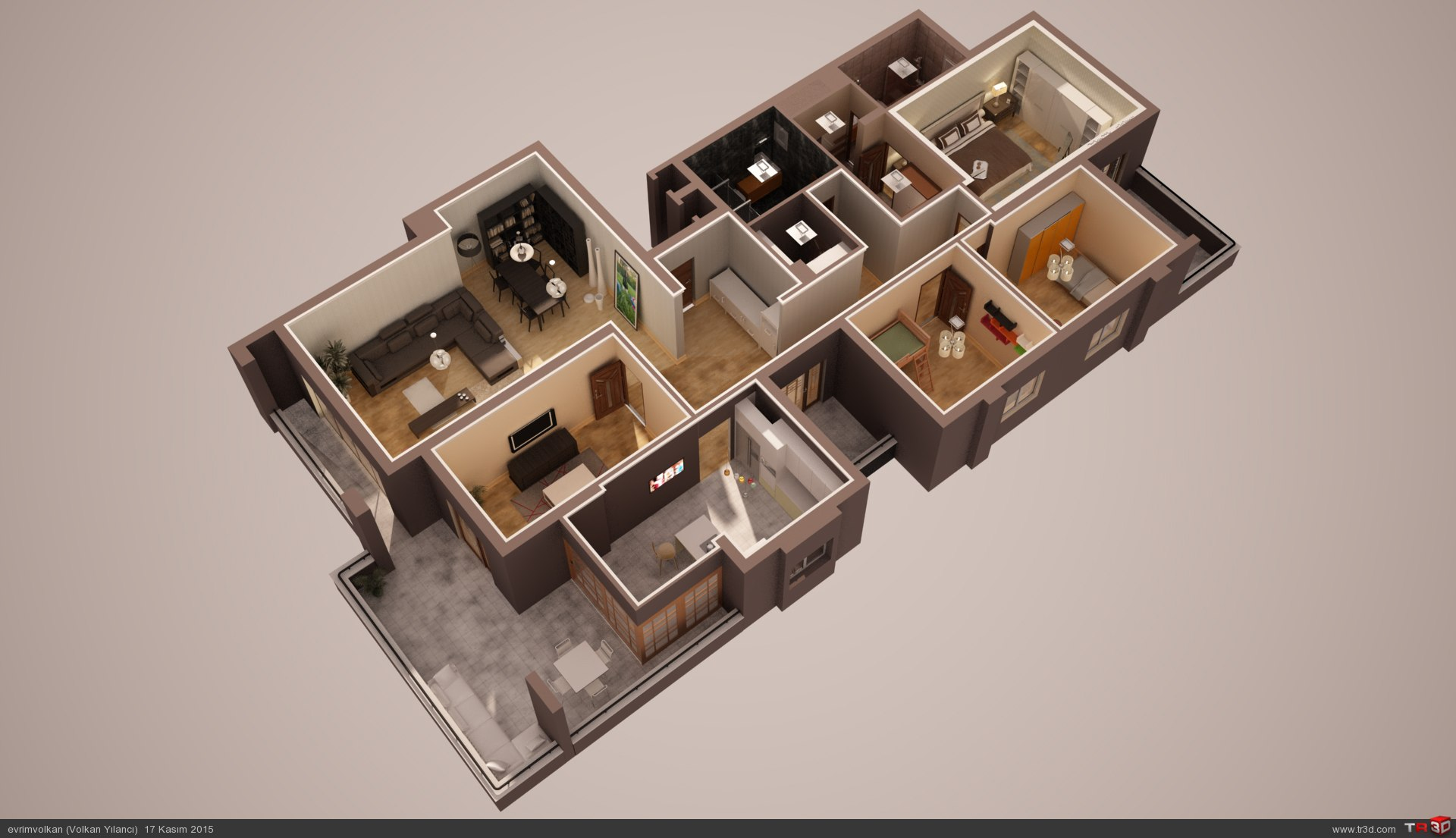 Örnek daire