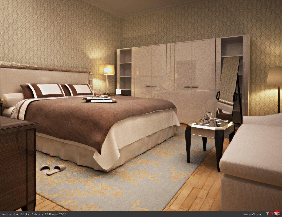 Örnek daire  1