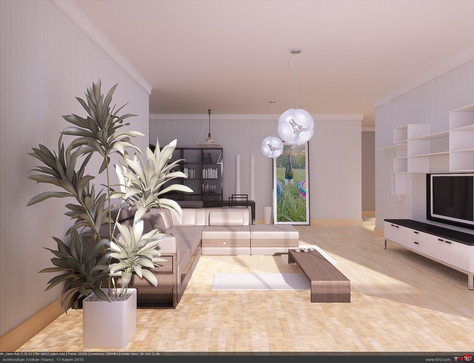 Örnek daire  3