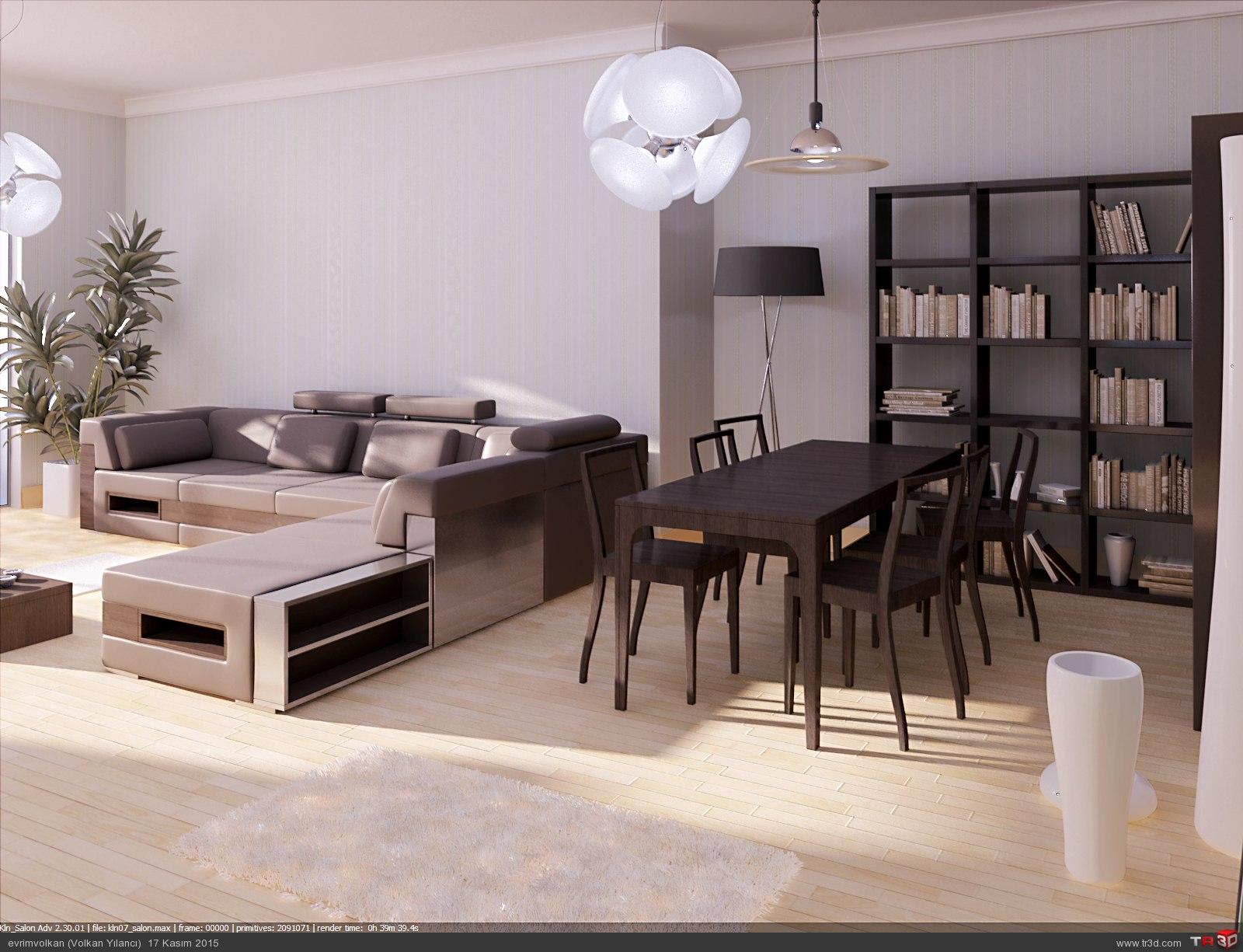 Örnek daire  4