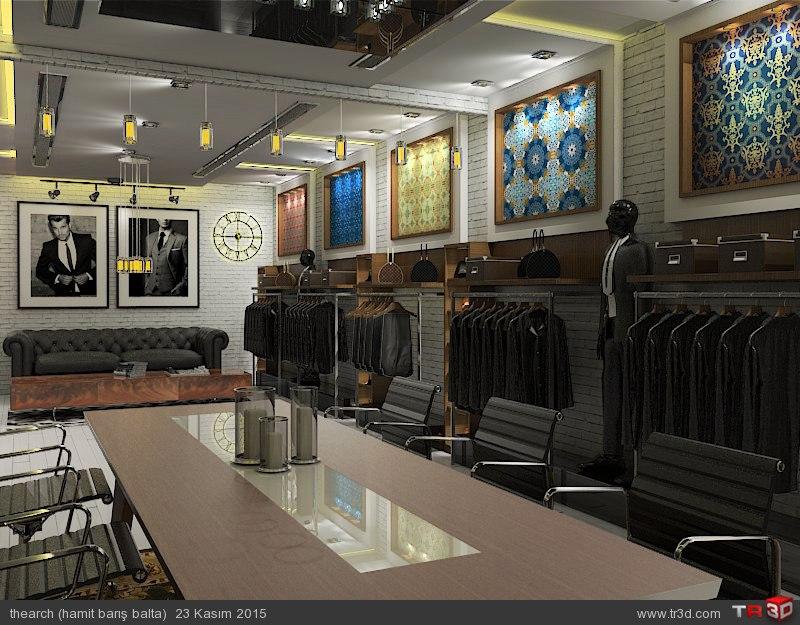 butik showroom
