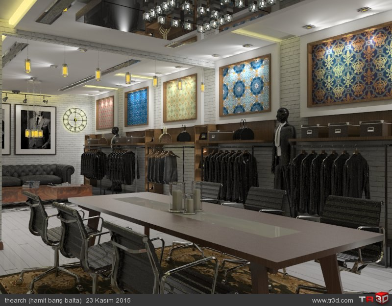 butik showroom 6