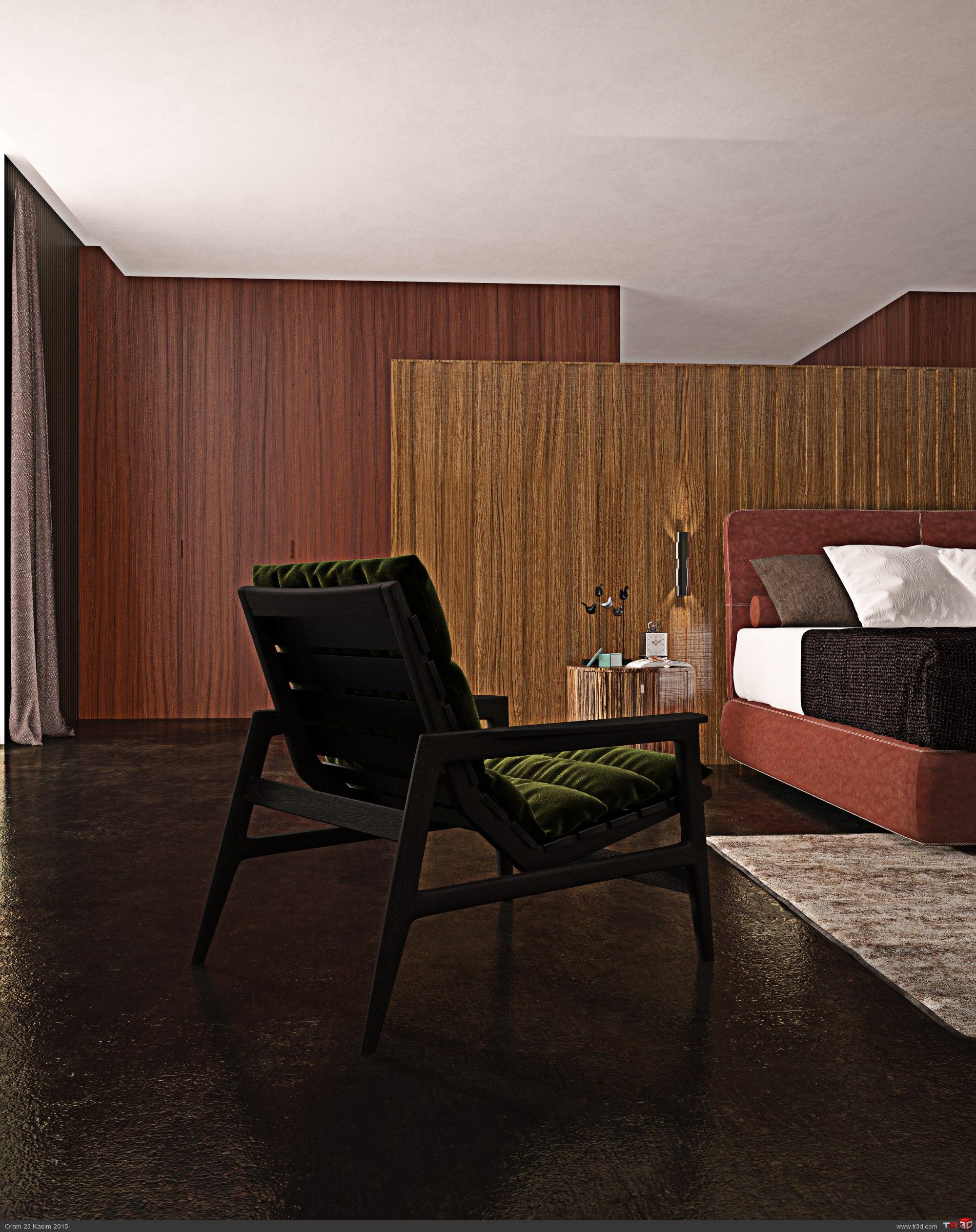 Yatak odasi 1