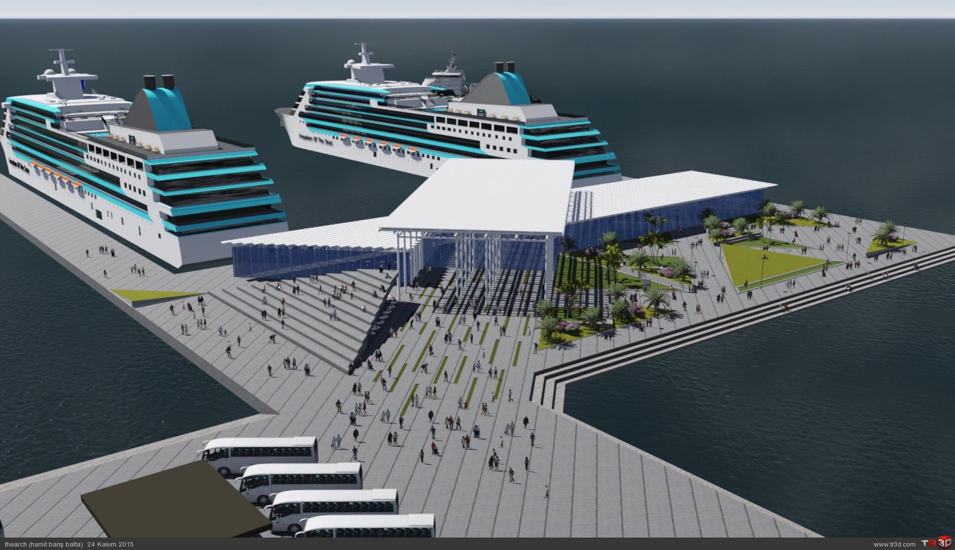 Cruise Limanı