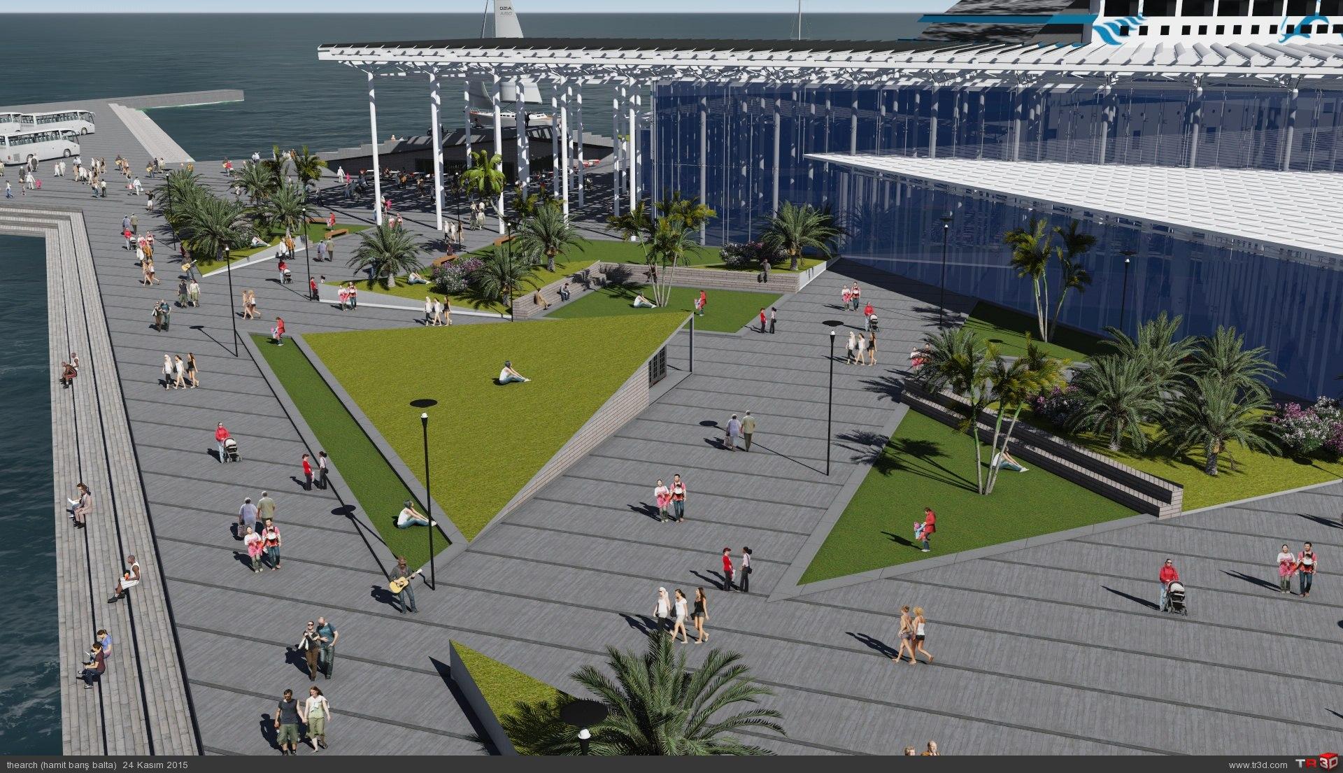 Cruise Limanı 1