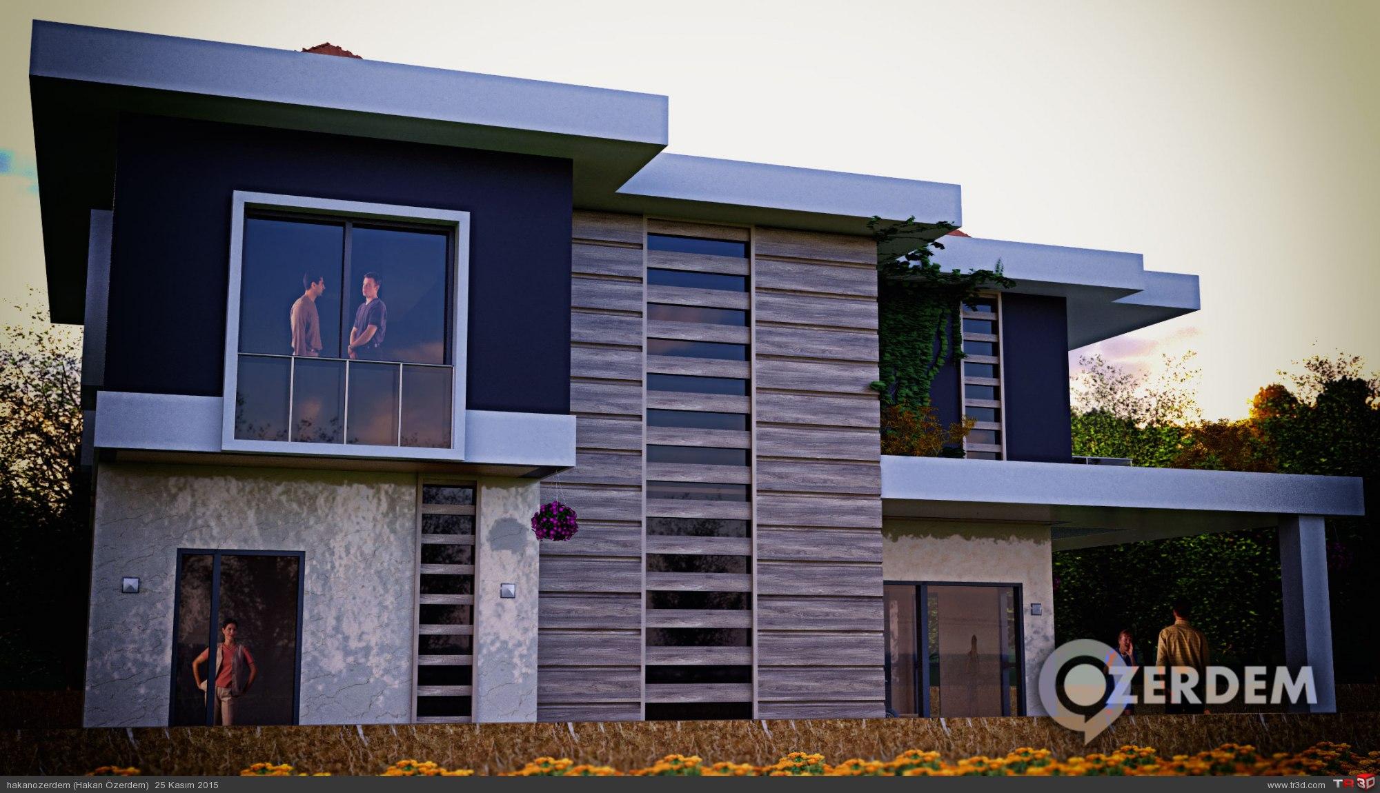 Çeşme Villa Projesi