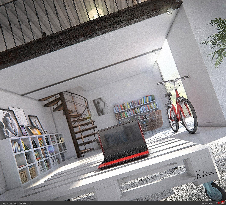 Loft Salon 1
