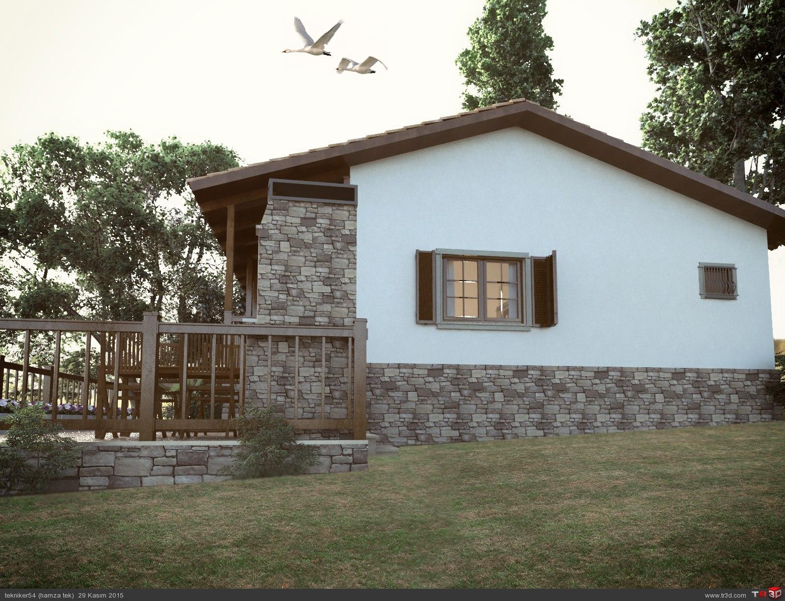 bağ evi 3