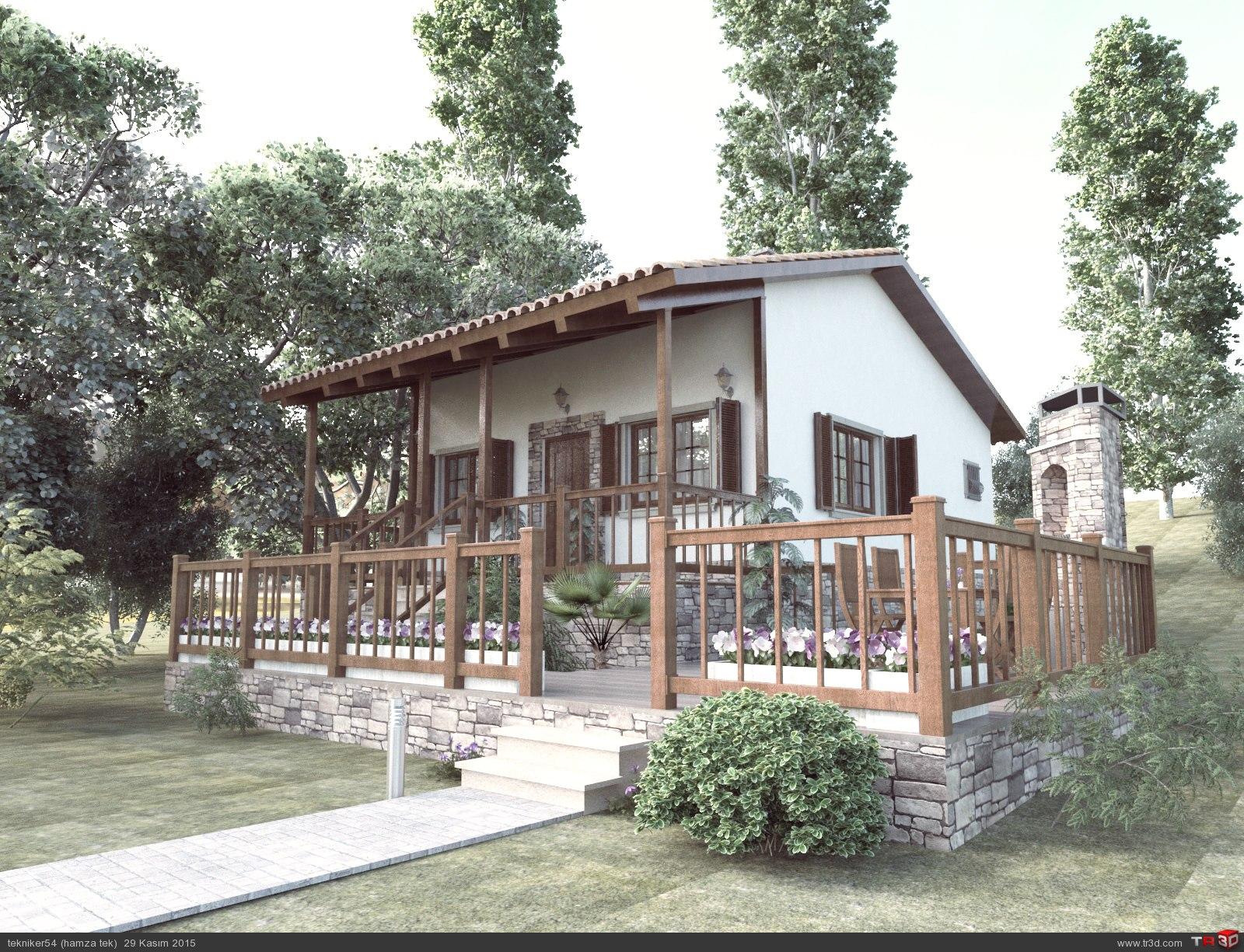 bağ evi 4