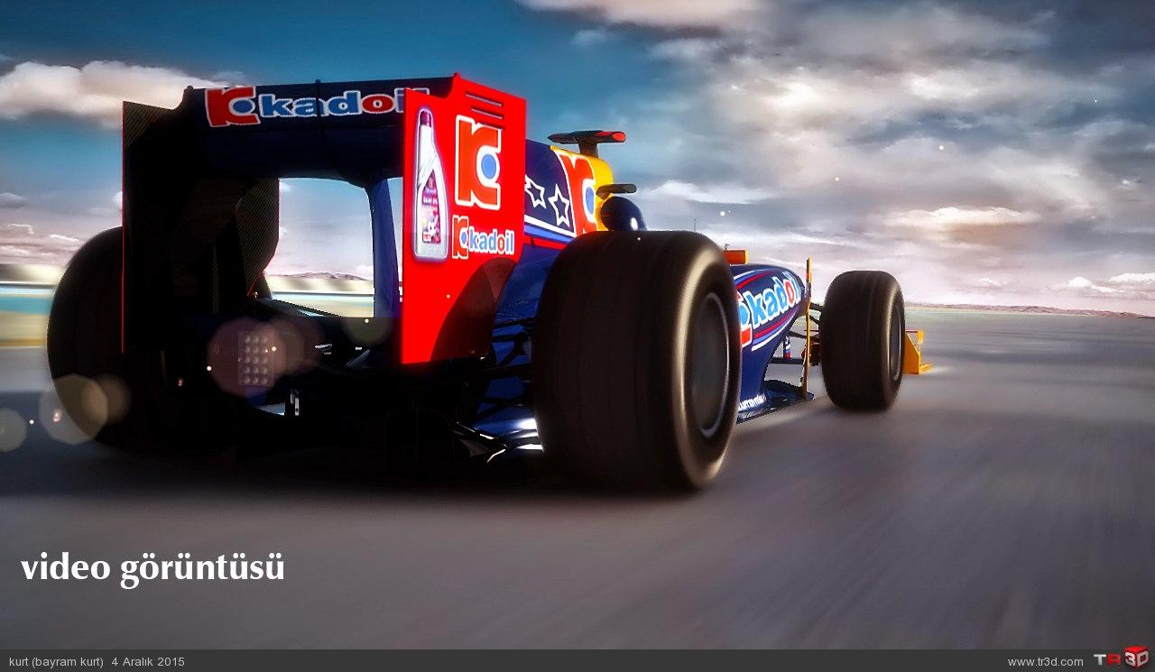 F1 kadoil demo