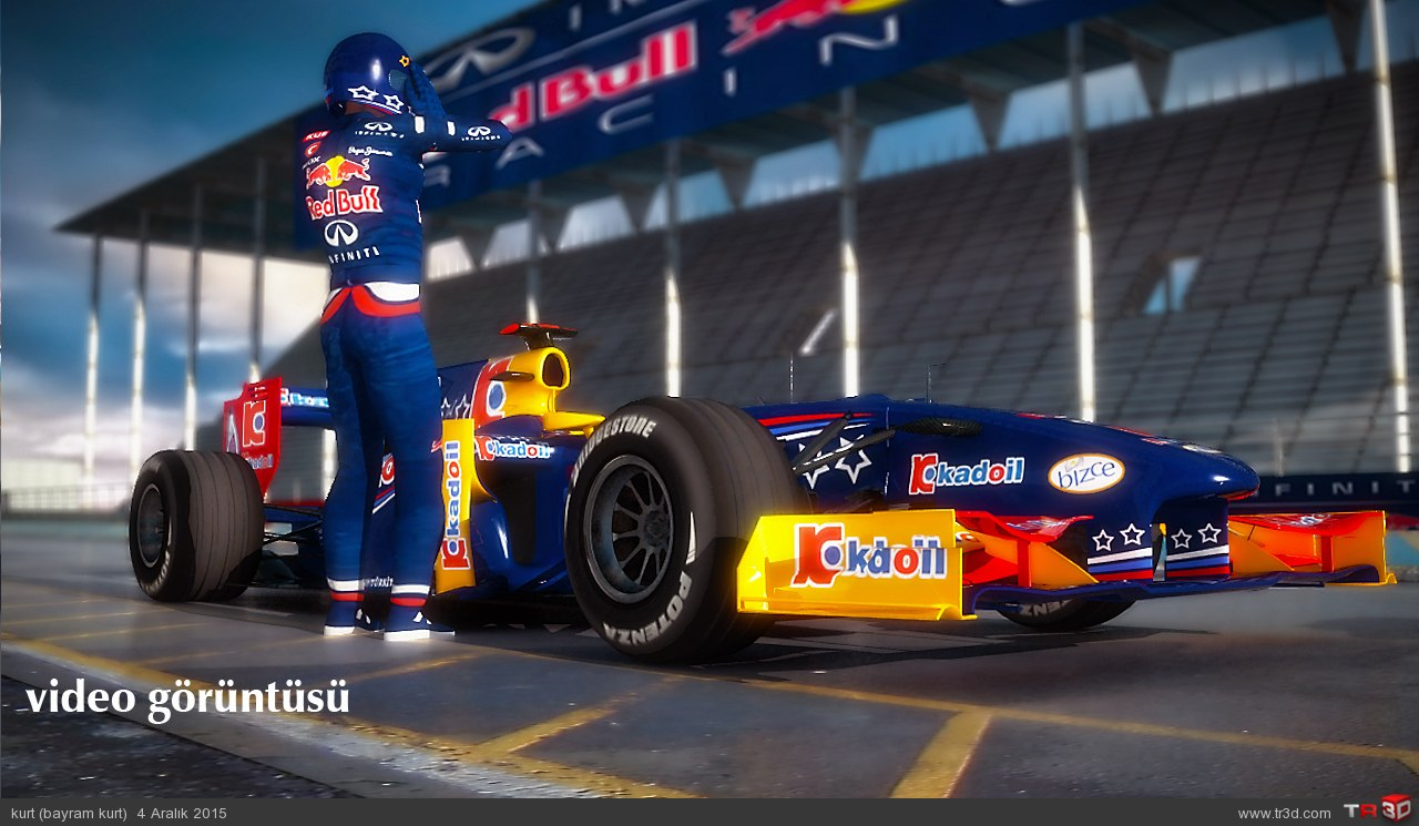 F1 kadoil demo 1