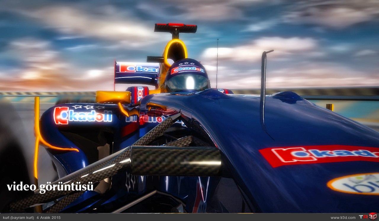 F1 kadoil demo 2