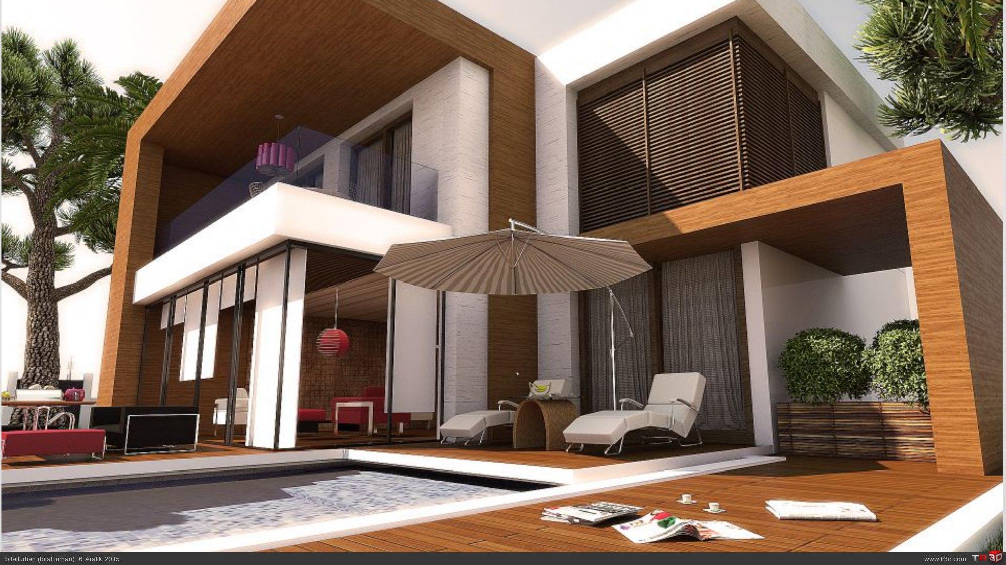 Villa calismasi 1