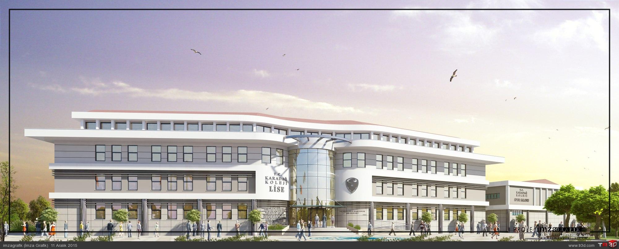 Karadağ Koleji-Karaman