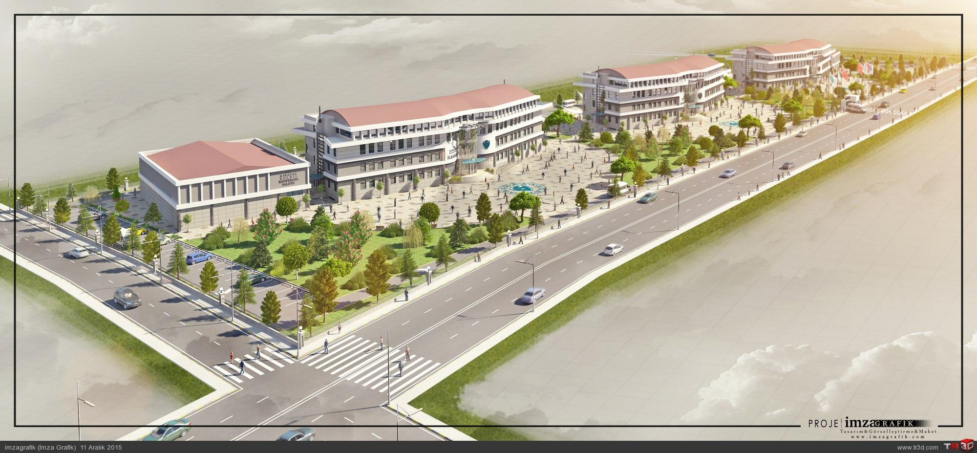 Karadağ Koleji-Karaman 1