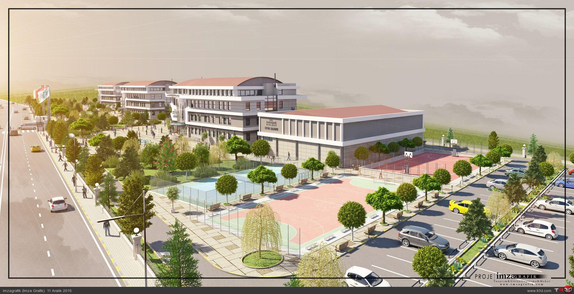 Karadağ Koleji-Karaman 2