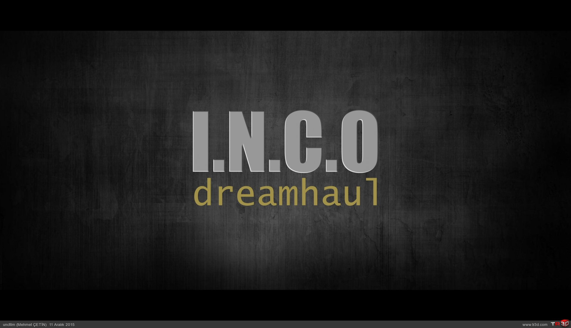 INCO Dreamhaul TV project 4