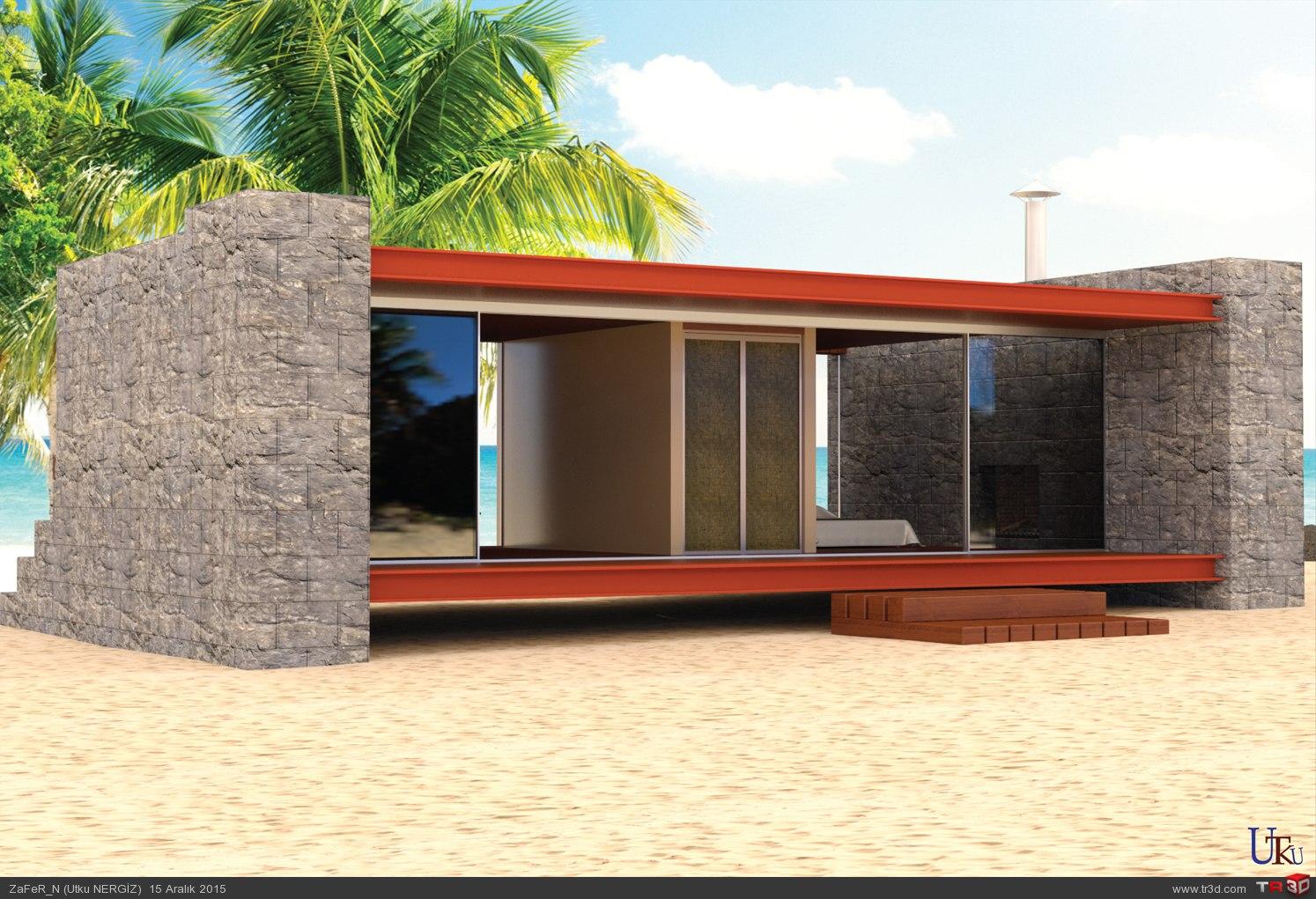 Carla Juaçaba - Rio Bonito House
