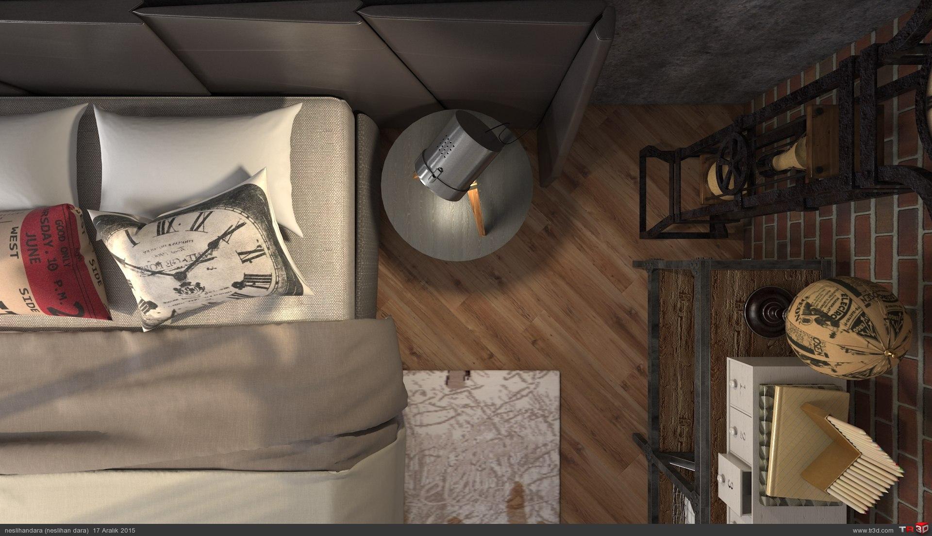 Extreme Bedroom 1