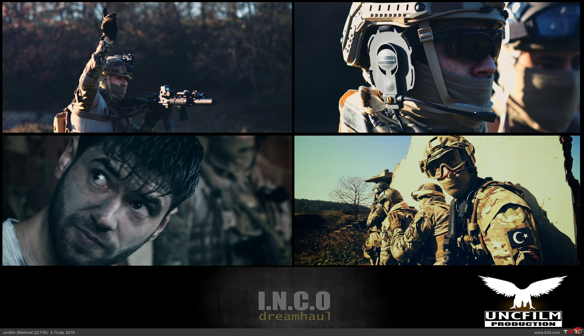 INCO Dreamhaul TV project