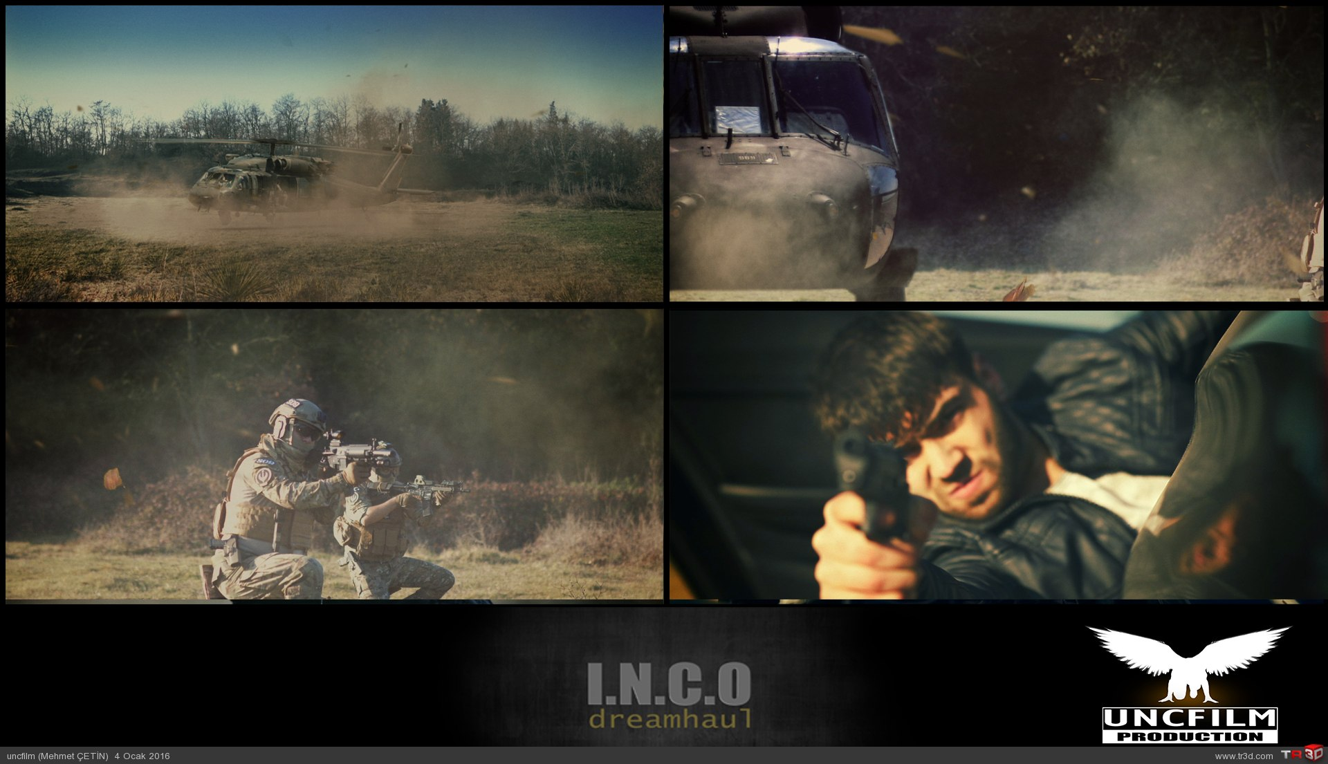 INCO Dreamhaul TV project 2