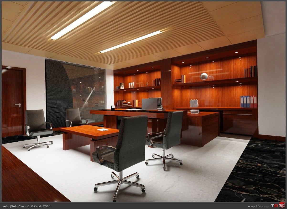 Yönetici Ofisi 1