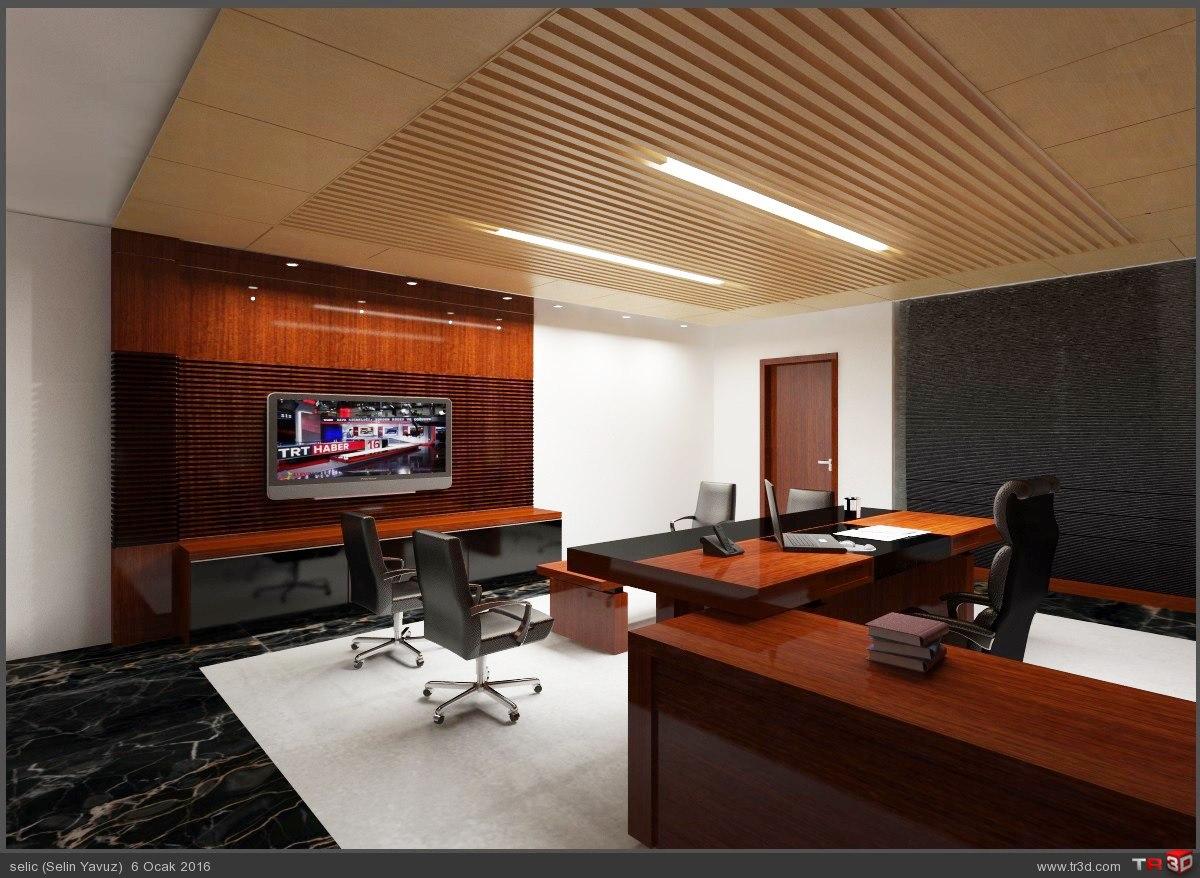 Yönetici Ofisi 2
