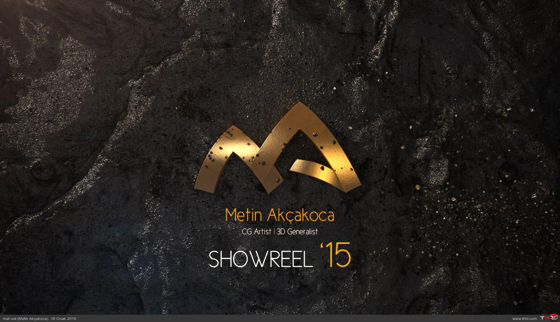 Showreel 2015 1