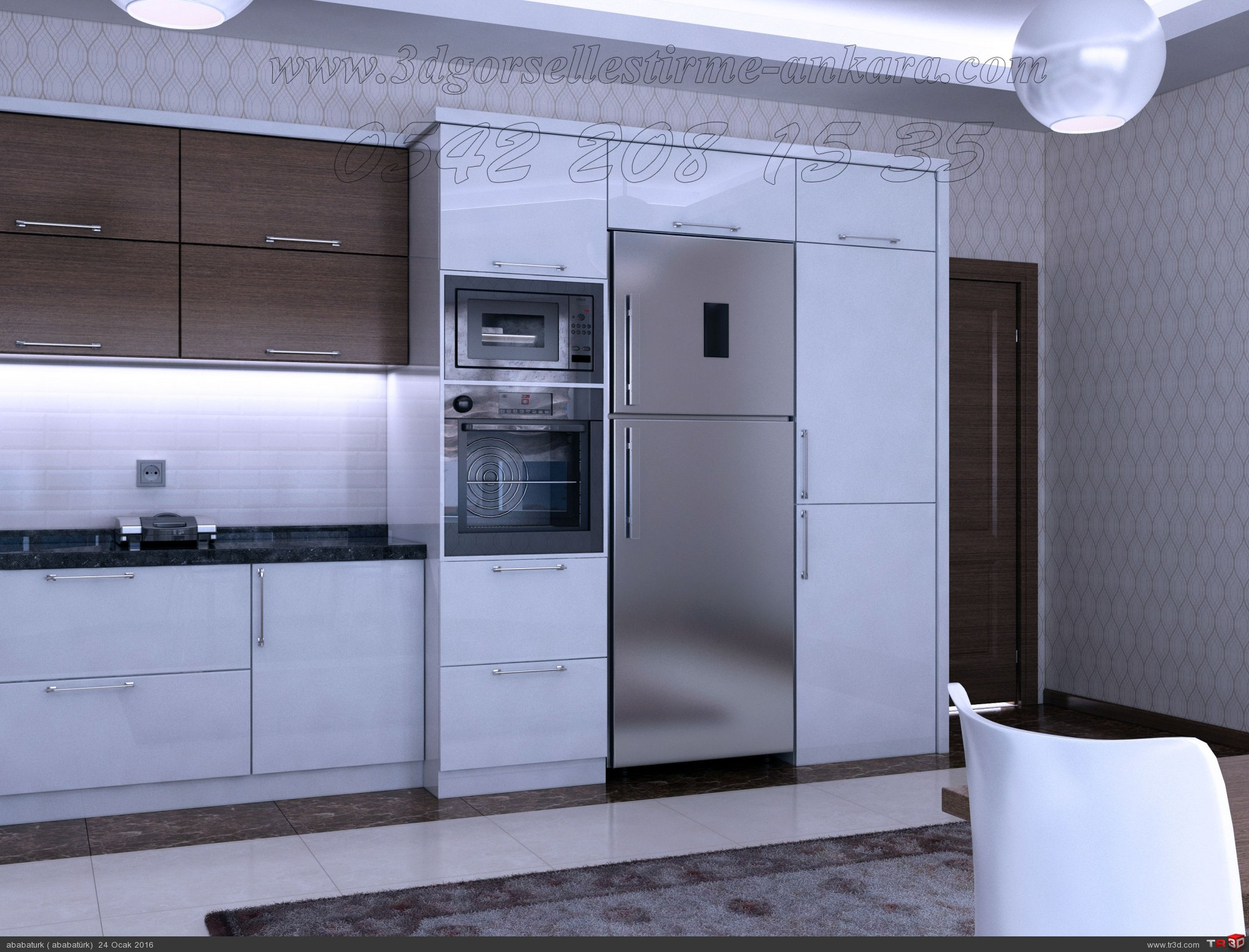 mutfak projesi 1
