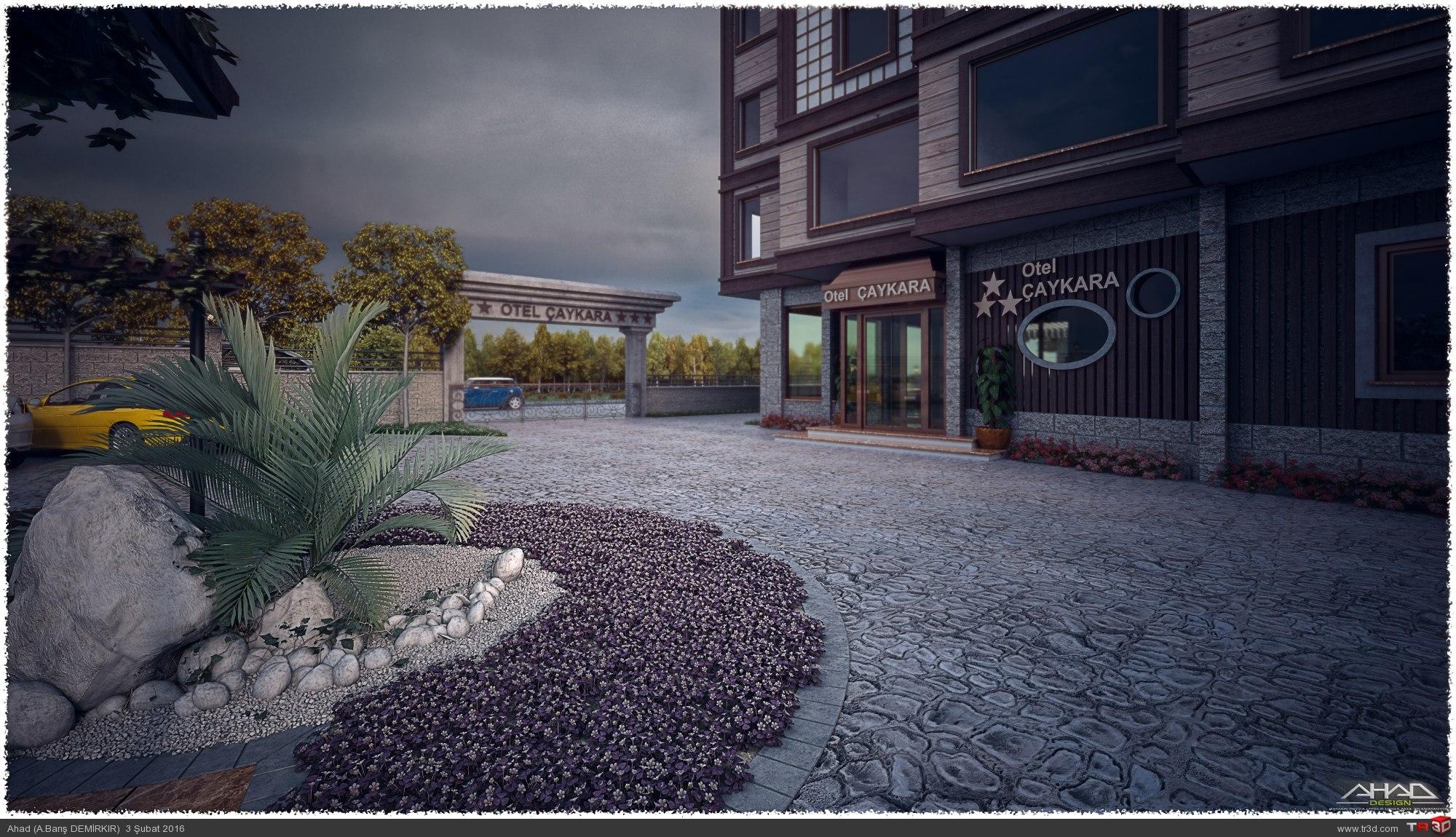 Otel Çaykara