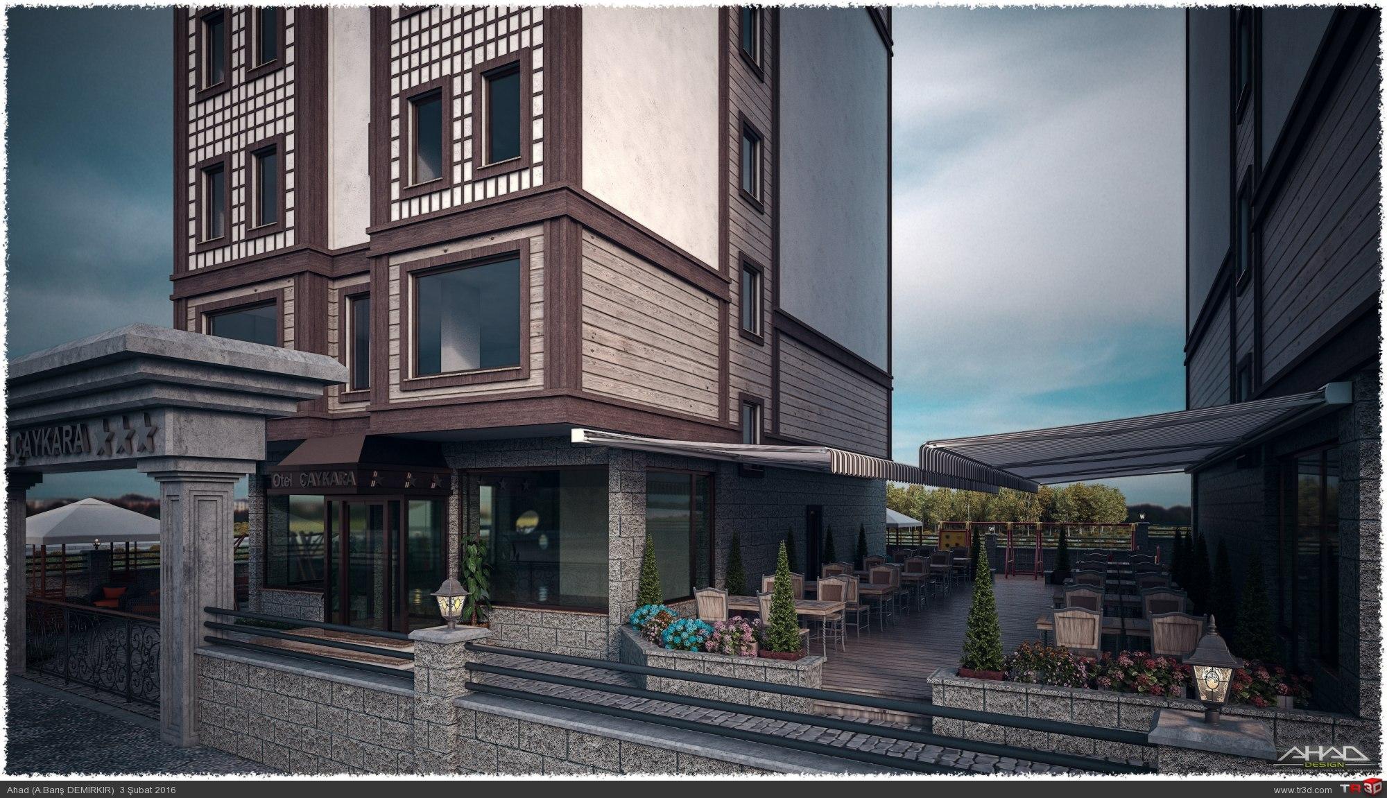 Otel Çaykara 3