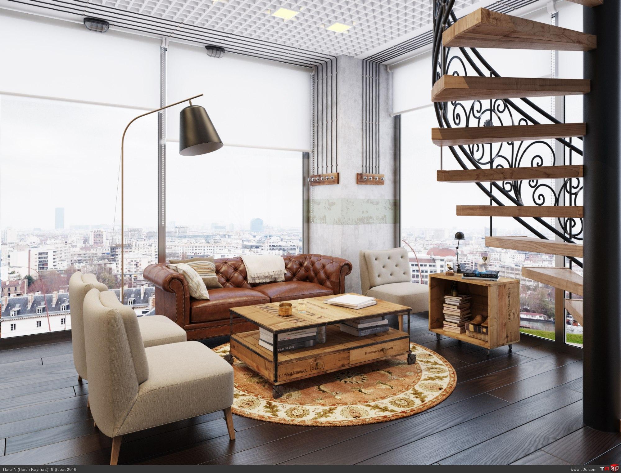 Loft Ofis 3