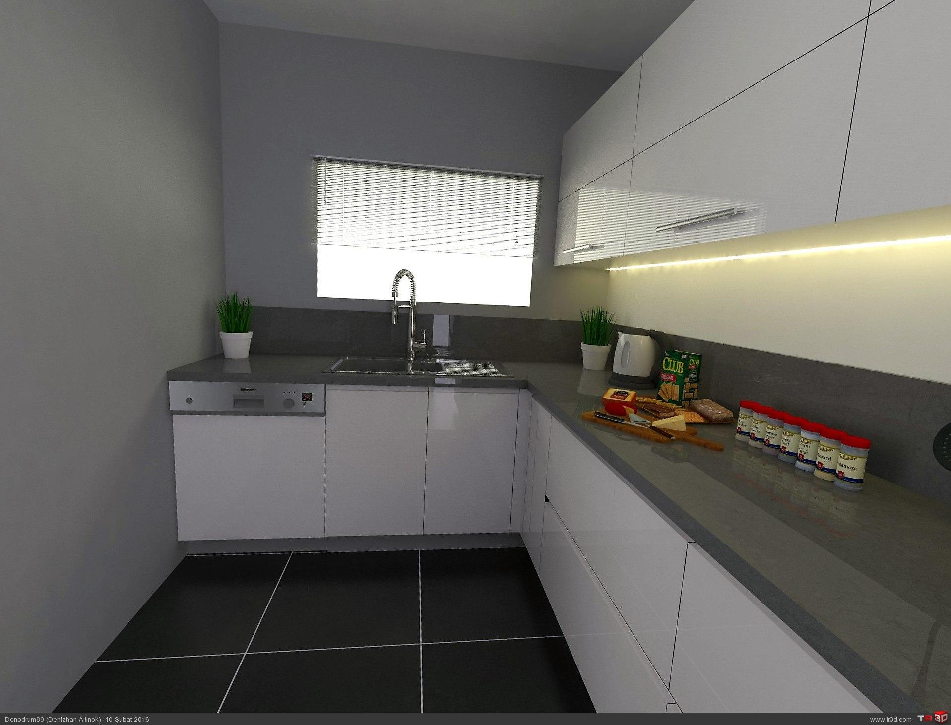 Mutfak Çalışması 1