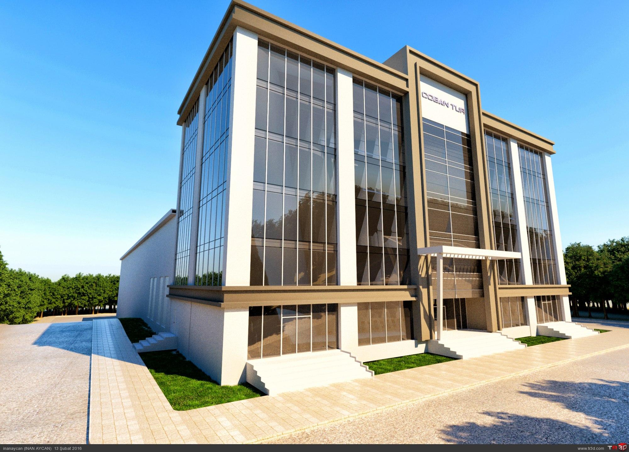 Fabrika Binası 1