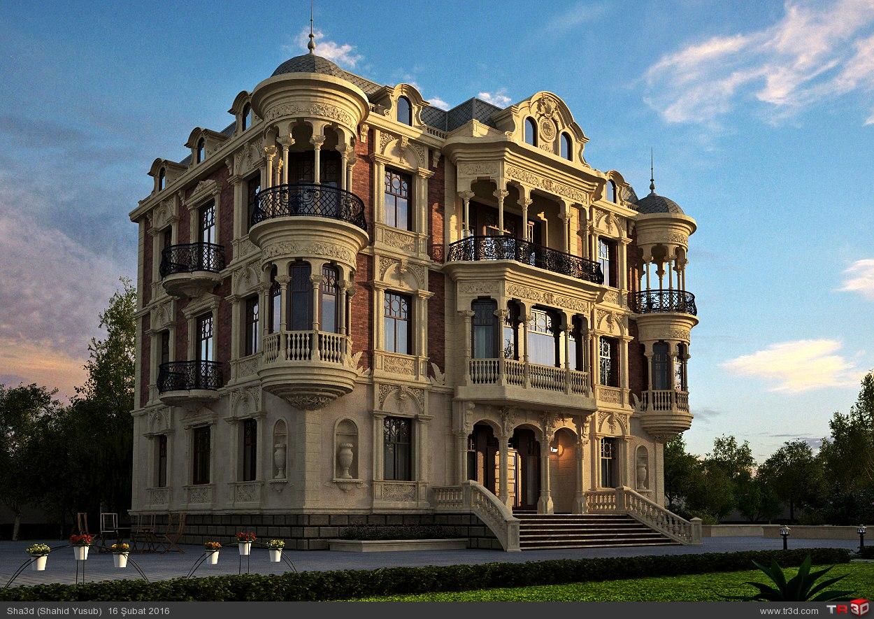 Classic Villa Baku