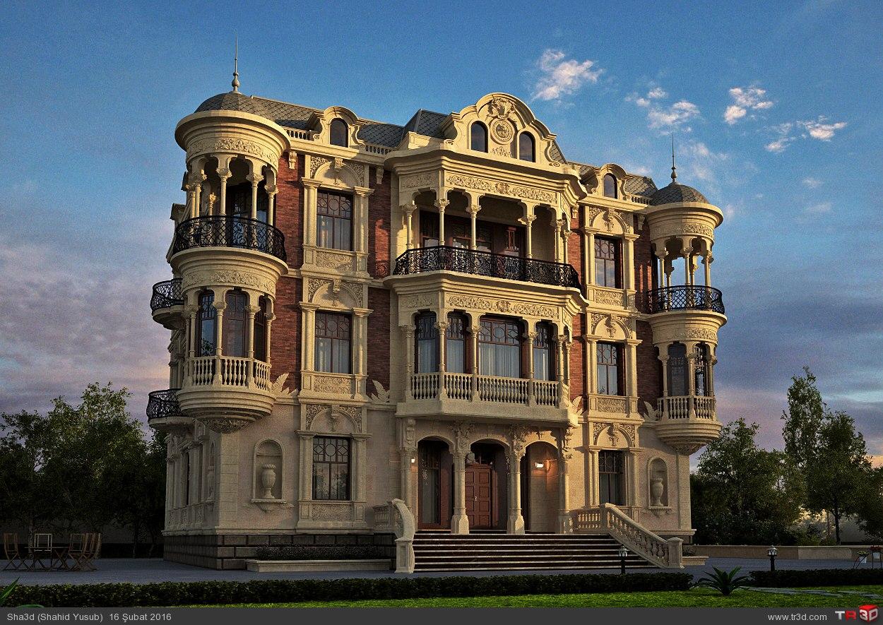 Classic Villa Baku 1
