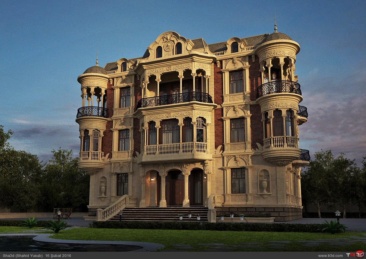 Classic Villa Baku 2