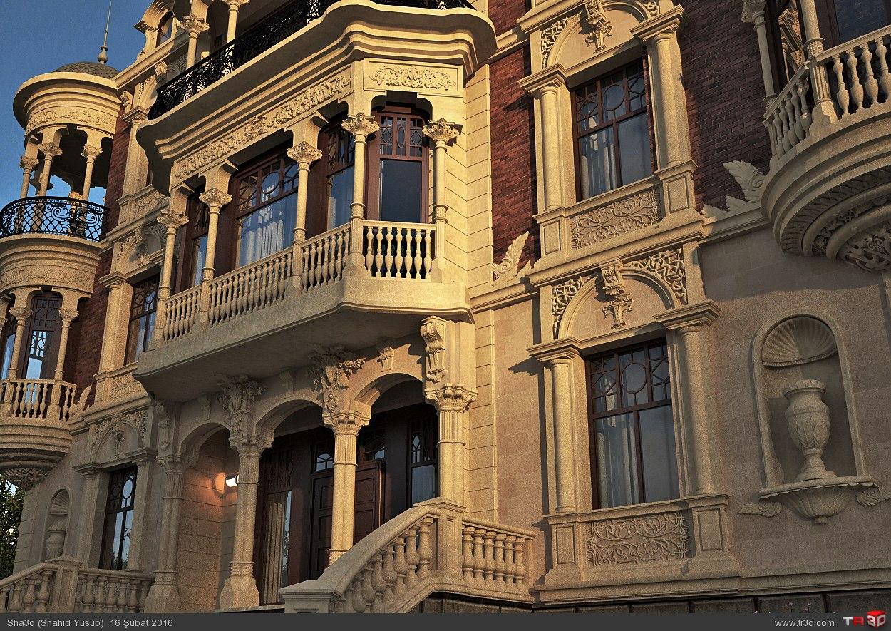 Classic Villa Baku 3