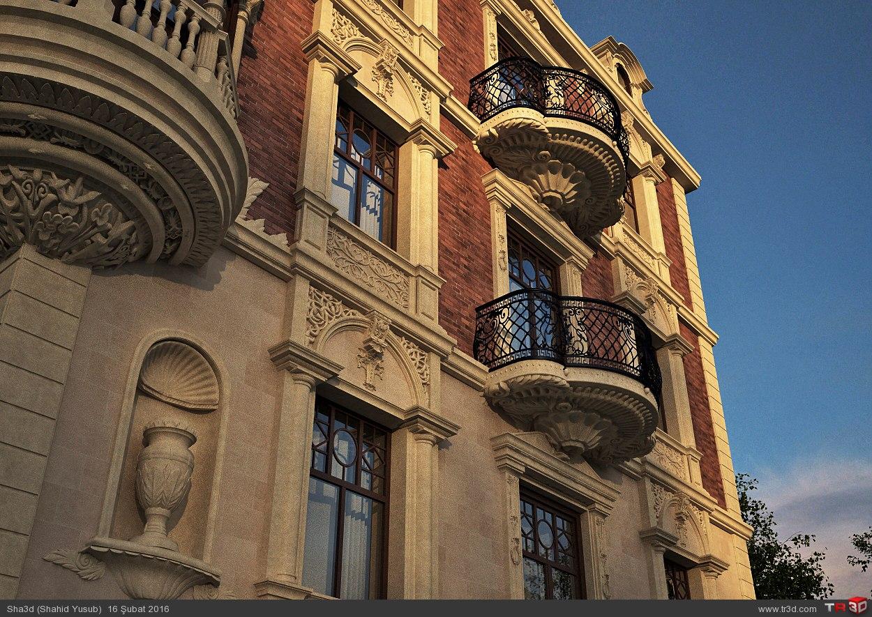 Classic Villa Baku 4